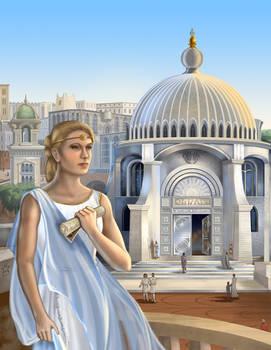 Priestess of Atlantis