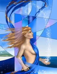 Goddess of the Summer Solstice