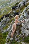 Alp Saga  Goat Trek by fotodesign1