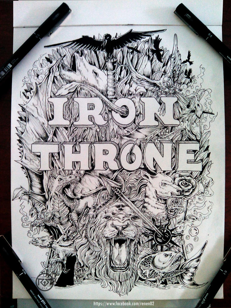 Iron Throne by renen02