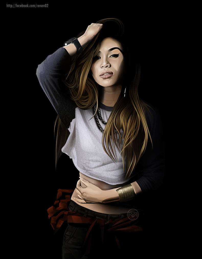 Jessica Sanchez by renen02