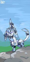 The climbing princes | Art trade with Iris on Amin by Keylice