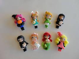 My New Dolls