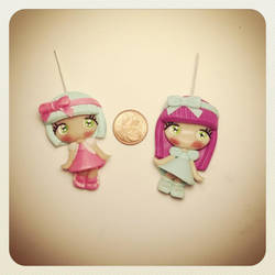 FIMO: dolls superdeformed blythe style