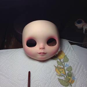 BLYTHE : face custom