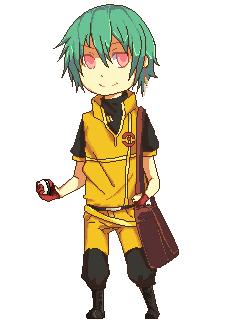 p2go: Pixel Ren by Saiko-Akarui