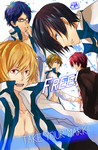 FREE! - Swimming Anime