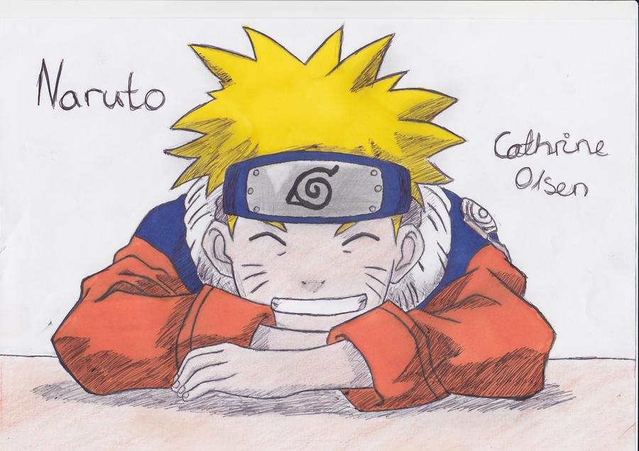 Naruto by Pumpkinpielove