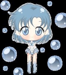 +Sailor Moon - Mercury+ by Amai--Kiss