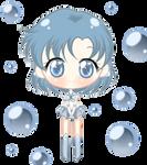 +Sailor Moon - Mercury+