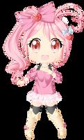+Pink Oomiya+