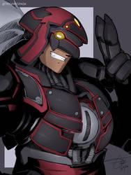Heavy Armor: Get My Good Side