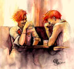 Fred and George Weasley: cheers to freedom