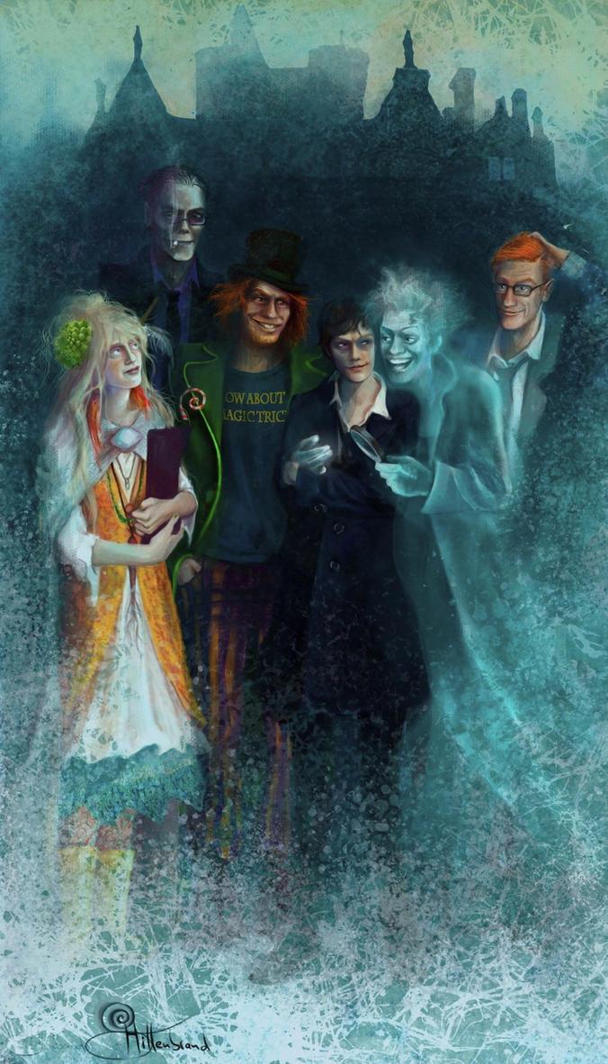 Dedication: Weasley Detectives by Peregrinus5Floh