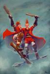 Weasley Beaters Giftart