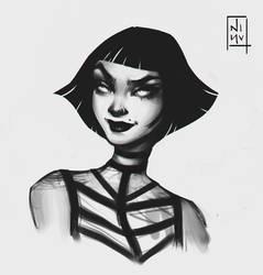 Sketch 02 by NinnaCL