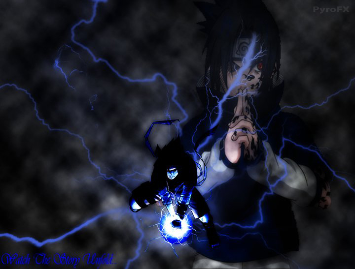 Sasuke Curse Mark by PyroFXK on deviantART