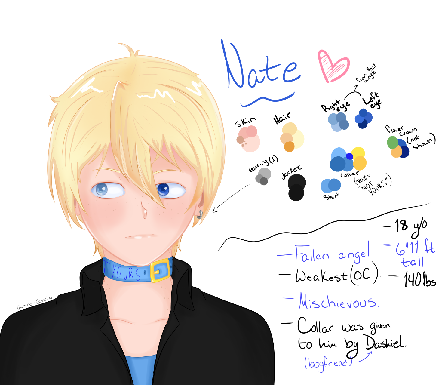 Nate [OC] by oh-no-Castiel