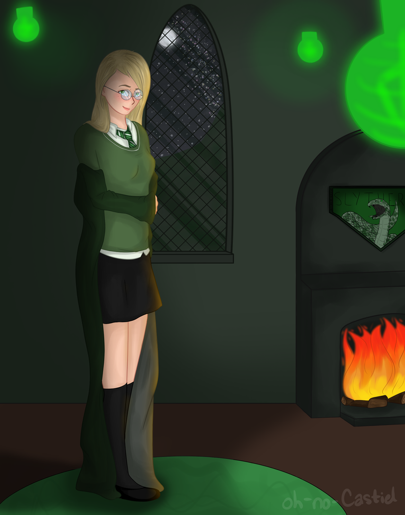 In The Common Room-- [HP/OC REQ] by oh-no-Castiel