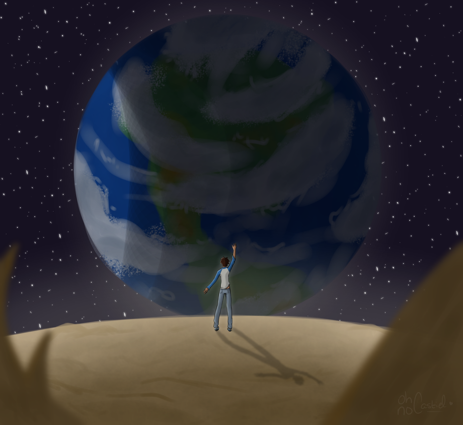 Earth [ vld || Lance Week 4 ] by oh-no-Castiel