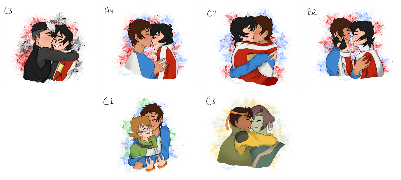 Doodle Requests! [ vld || ships ] by oh-no-Castiel