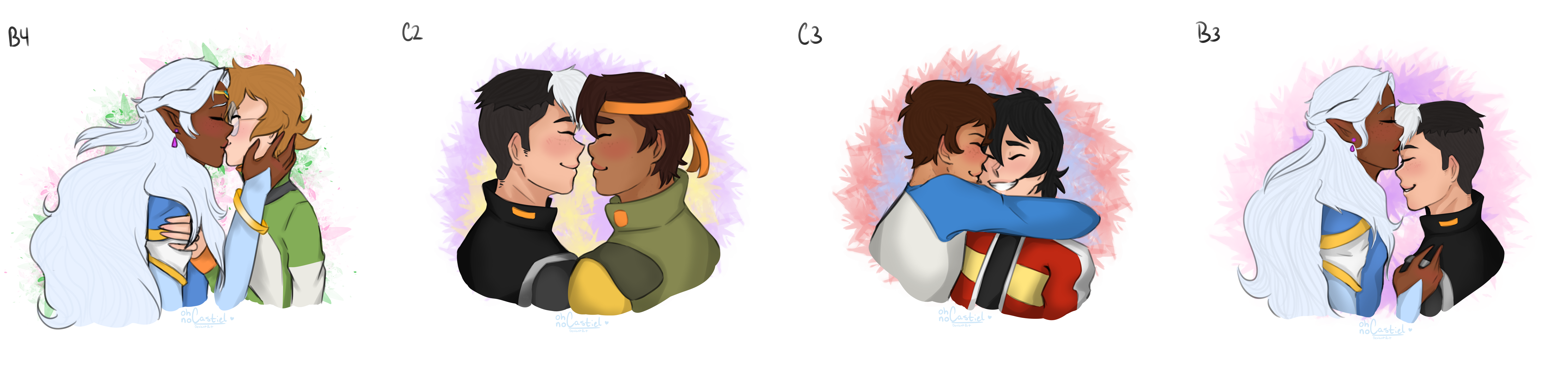 Doodle Reqs 02 [ vld || ships ] by oh-no-Castiel