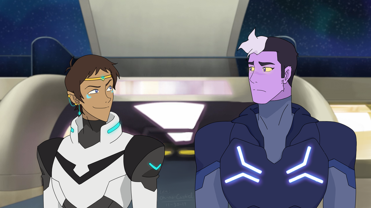 we're on each other's team [ shance edit +vid ] by oh-no-Castiel