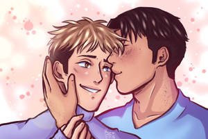 i want to write you a song [ jeanmarco ] by oh-no-Castiel