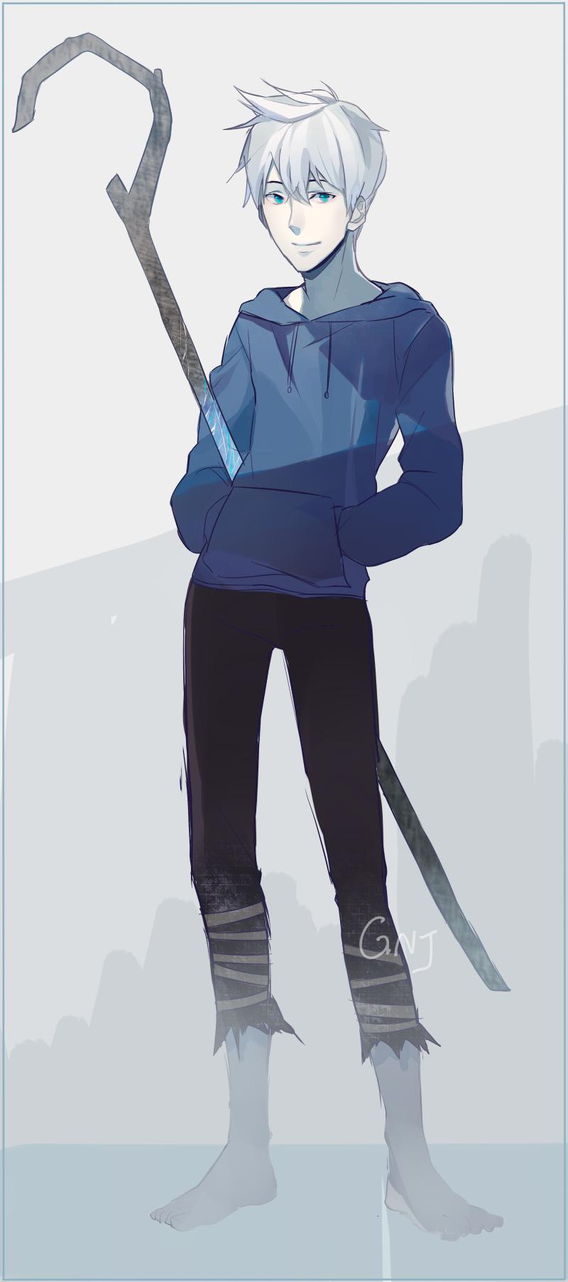 Jack Frost by GotNoJob
