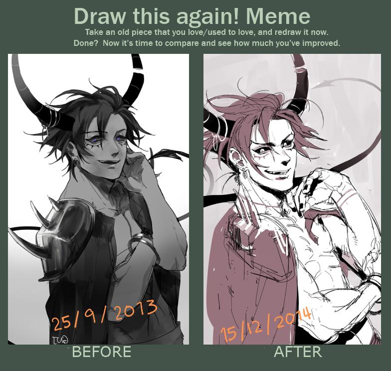 Draw This Again - Leroy 2 by GotNoJob
