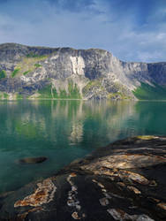 Biearnfjord by Mycelius