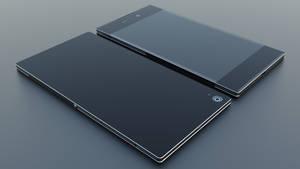 Konsept Telefon V1 - Concept Phone V1