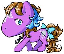 Anoriel Patchwork Pony by vampirecheetah