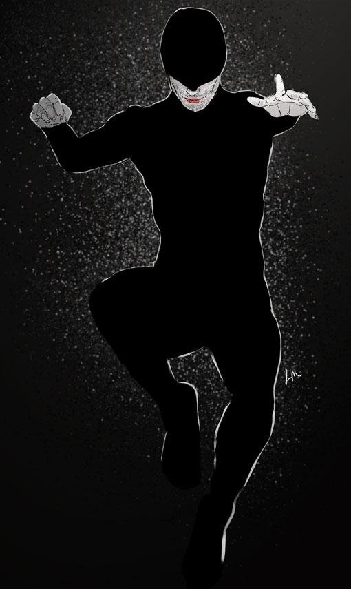 Daredevil by LibertineM