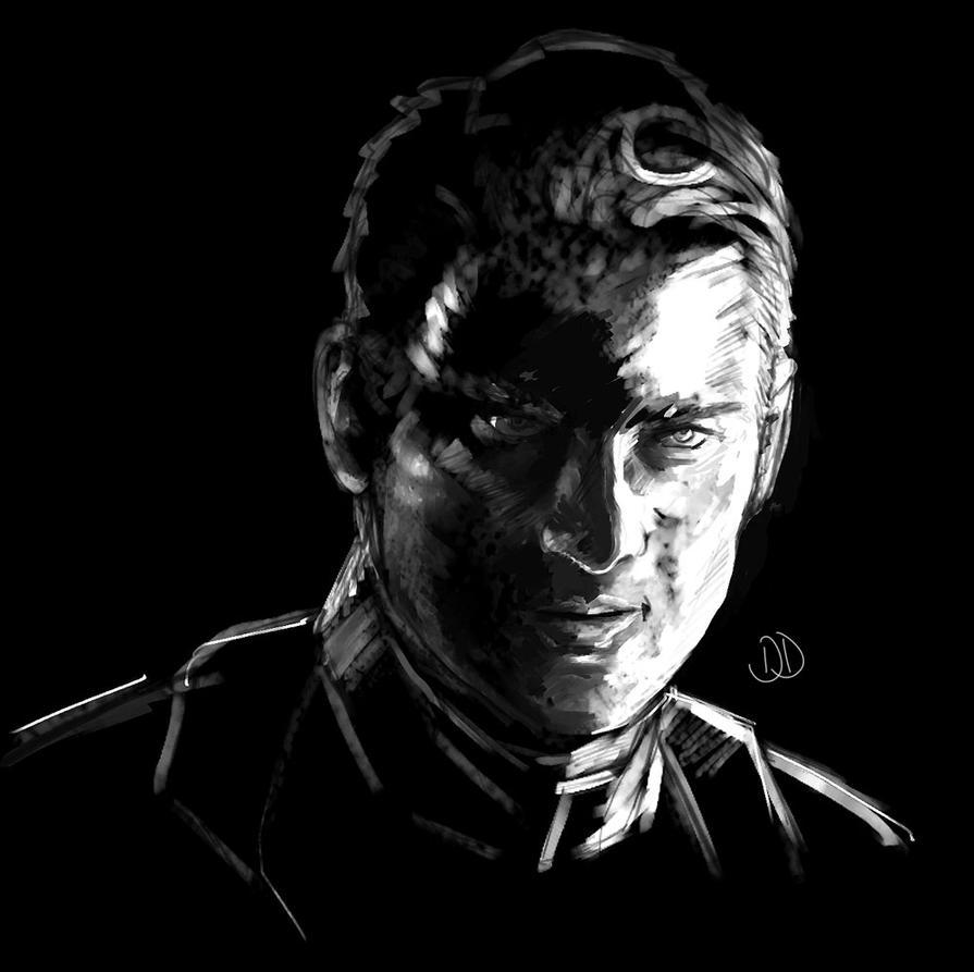 Commander Steve Rogers by LibertineM