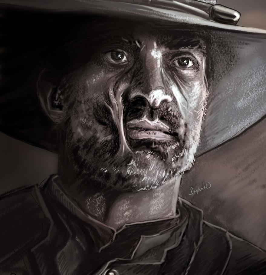Jonah Hex from DC's Legends of Tomorrow by LibertineM