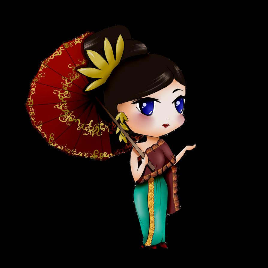 Thai Chibi by AnimeObject