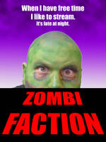 Zombifaction Dawn of the Dead Styled Poster