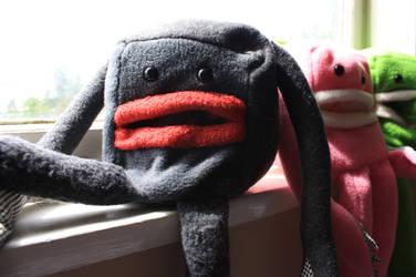 Grey Monster by htavos