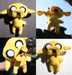 Jake Adventure Time Fan Art by htavos