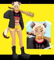Hyena Adoptable (Open - Set Price) by Amainoame