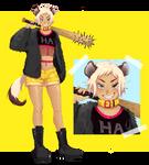 Hyena Adoptable (Open - Set Price)