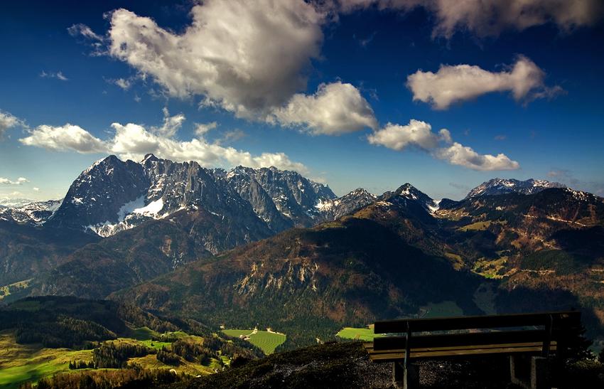 Alpine Spring 2011 II by mutrus