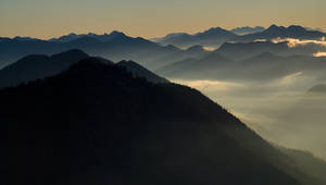 Beautiful Alpine autumn by mutrus