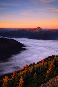Alpine Sunrise 2016