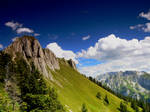 The Alps landscapes II