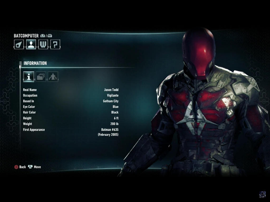 Top Pin Batman Red Hood Wallpapers