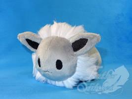 Shiny Eevee Tsum Prototype by SylenisArts