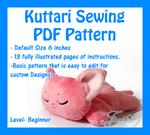 Kuttari Plush Sewing Pattern