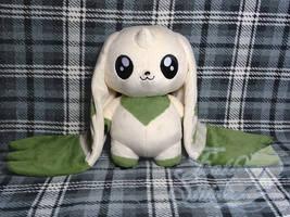 Terriermon Plush by SylenisArts